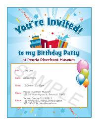 Create Birthday Invitation Card Online Remarkable Birthday Invitations With Rsvp Cards 99 For Create