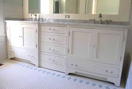 Shabby Chic Kitchen Cabinet Cottage Style Bathroom Vanity Dutch Haus Custom Furniture Sarasota