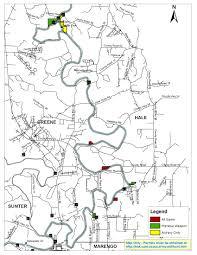West Tennessee Map by Mobile District U003e Missions U003e Civil Works U003e Recreation U003e Black