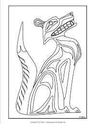 native american symbols coloring pages getcoloringpages com