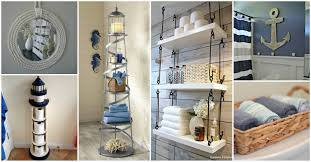 Nautical Home Accessories Nautical Bathroom Ideas House Living Room Design