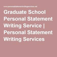Graduate School Personal Statement Writing Service   Personal Statement Writing Services Pinterest