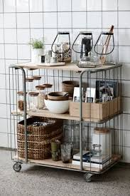 Kitchen Cart With Storage by 24 Brilliant Ikea Hacks To Transform Your Kitchen And Pantry