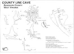 Map Of West Virginia Counties Countylinecave Png