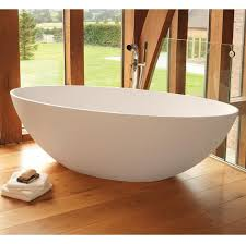 Stone Baths Waters Baths Ellipse 1760mm X 820mm Double Ended Freestanding