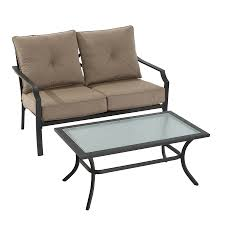 Outdoor Furniture Finish by Shop Patio Furniture Sets At Lowes Com