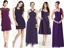 Cheap Bridesmaid Dresses     Bridesmaid Dresses Under      The Knot   purple bridesmaid dresses under