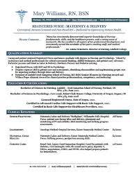 nursing student resume example   Inspirenow Resume and Resume Templates