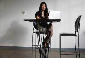 Despite advances in online dating services  disappointments emerge     After about six months of online dating  Sue Liang is more than a little disillusioned