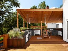 guy fieri backyard kitchen design