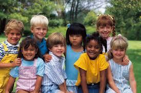 early childhood kids