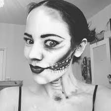 halloween makeup tutorial u2013 emma conybeare