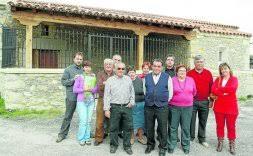 ... Juan Manuel Somarriba, María Isabel Lavín, Amparo Gómez, Pepe Díez, Julio Morencos, María Ángeles Marañón, Ramón Gómez y Elena Hoppichler. - 698172