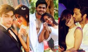 Yeh Hai Mohabbatein     s Aly Goni Krishna Mukherjee  Yeh Rishta Kya     Yeh Hai Mohabbatein     s Aly Goni Krishna Mukherjee  Yeh Rishta Kya Kehlata Hai     s Shivangi Joshi  Mohsin Khan    television actors who are dating in real life