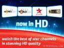 HD channels
