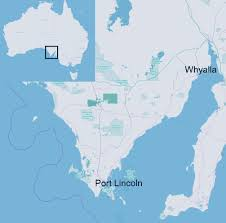 Figure    Map of Eyre Peninsula NCCARF   National Climate Change Adaptation Research Facility