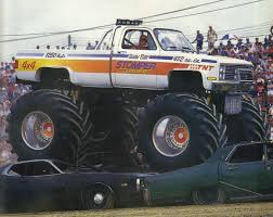 monster truck racing super series monster trucks and the battle flag a perfect union keep it