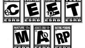 Video Game Content Ratings  Does Anyone Care Anymore    The Artifice In sociological