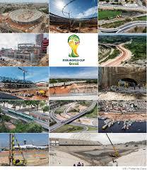 A 500 dias da Copa, confira o calendário das obras - BBC Brasil ...