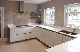 plain kitchen ideas high gloss 2 door and design inspiration