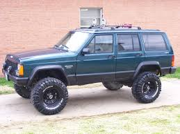 jeep cherokee lifted thread 1995 jeep cherokee lifted xj el