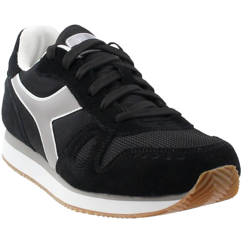 Diadora Simple Run Running Shoes Black- Mens