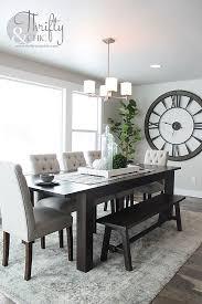 Impressive Dining Room Wall Decor Ideas Room Decorating Ideas - Decor for dining room table