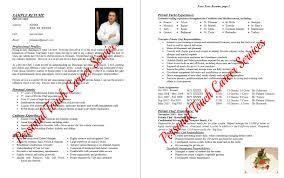 Personnel Recruiter Sample Resume gmdss radio operator sample