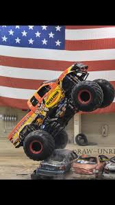 monster truck racing super series red white u0026 boom night of destruction u2013 family entertainment with