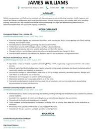 Phlebotomist Resume Sample No Experience by Phlebotomist Resume Sample Plus Downloadable Template Stand Out