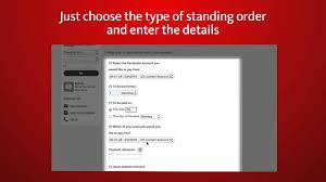 Santander Business Debit Card Santander Online Banking U2013 Set Up Amend Or Cancel Standing Orders