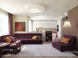 living room brown ceiling fans gray sofa black console table