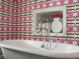 Wallpapers Designs For Home Interiors by Behind The Color Pink Hgtv