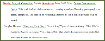 Sample Annotated Bibliograpy Annotated Bibliography     logo