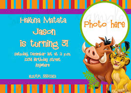 lion king birthday invitations marialonghi com
