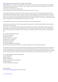 chronological resume format home design ideas resumes cv blog 2016 resume maker free resume unc resume builder resume cv cover letter free and easy resume builder