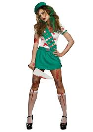 Girls Zombie Halloween Costumes 25 Scary Halloween Costumes Ideas Scary