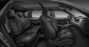 Porsche Cayenne Inside - porsche exclusive unveils meteor grey cayenne s e hybrid