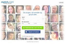 Match com Den bedste dating side i Danmark Dating sites  Match com