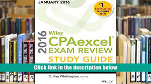 audiobook wiley cpaexcel exam review 2016 study guide january