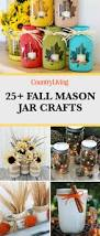thanksgiving crafts for 5 year olds 30 mason jar fall crafts autumn diy ideas with mason jars