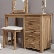 dressing table with mirror lights and stool vanity decoration