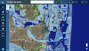 Map Of Jupiter Florida Many Trump Properties Could Be Underwater Due To Rising Sea Levels
