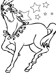 printable pictures of horses print this page circus coloring
