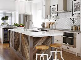Marble Top Kitchen Islands by Kitchen Contemporary Kitchen Decoration Idea With Long White