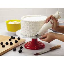 cake boss decorating tools decorating turntable and cake stand