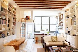 Living In Small Spaces New York Home Decoration Ideas - Small new york apartment design