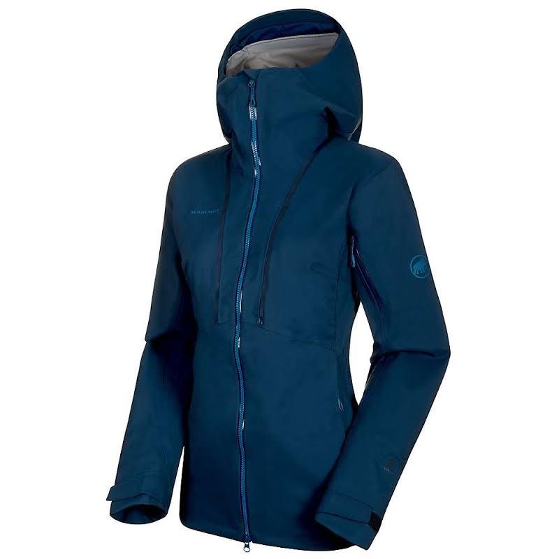 Mammut Haldigrat Hardshell Hooded Jacket Wing Teal Extra Small 1010-27400-50227-112