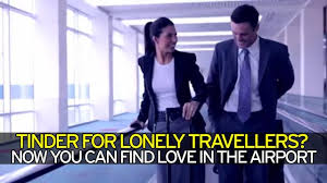 Video thumbnail  Tinder for lonely travellers  New dating app will help you find love