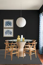 glidden brand by ppg names 2018 color of the year deep onyx
